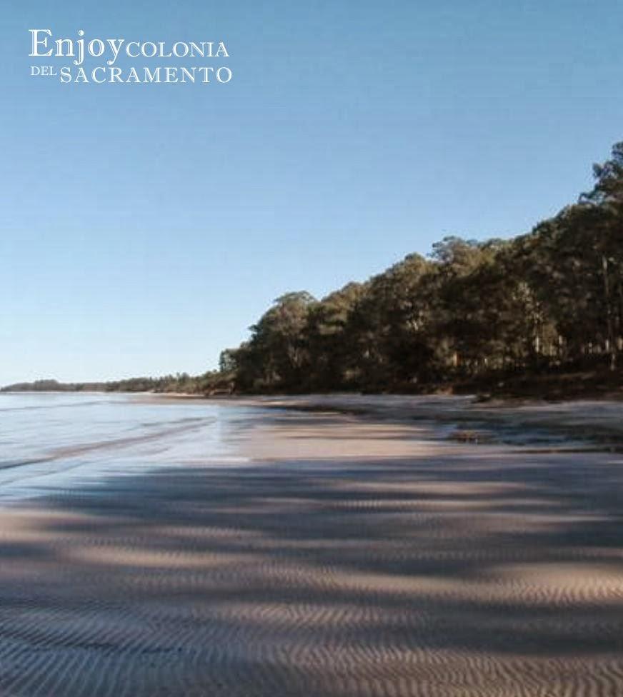 Playas Colonia Uruguay