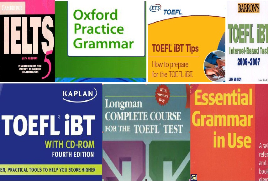 Download Ebook dan Audio Longman TOEFL Test