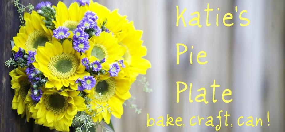Katie's Pie Plate