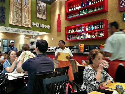 La Lupa Restaurante: Ambiente
