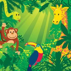 Ekosistem Hutan Hujan Tropis : Ciri-ciri dan Fungsinya