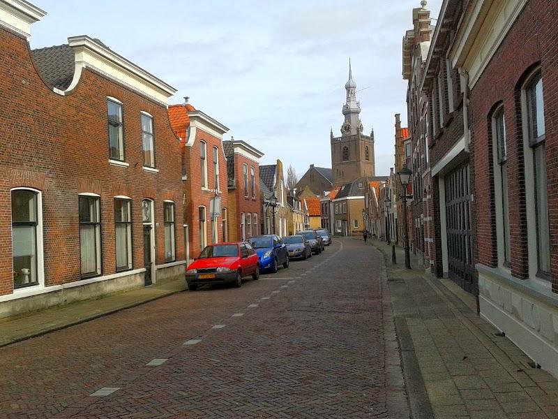 Rotterdam Overschiese Dorpsstraat