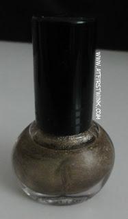 Sephora metallic nail polish in M05 Fusion