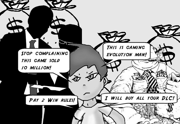 Corporate Gamer