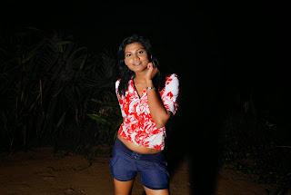 Thilini Gunasekara beach