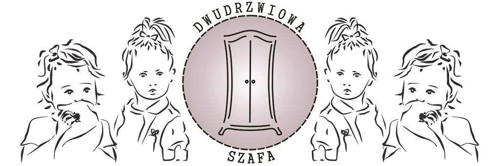 Dwudrzwiowa szafa
