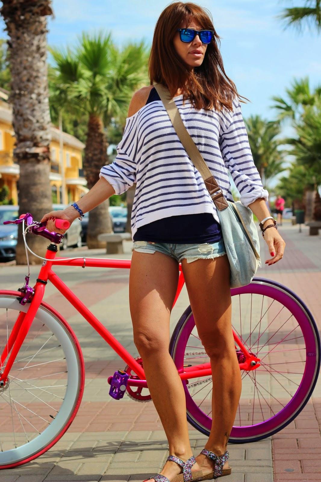 Fixie- Streetstyle - Tendencias 2014 - Bios Zara