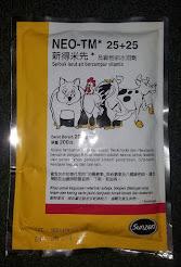 NEO-TM 25 + 25