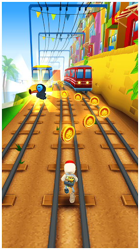 Download Subway Surfers Android Gratis Terbaru