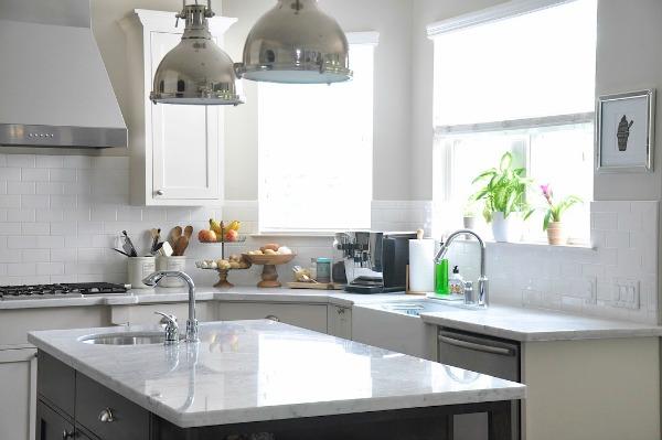 Summer Evening Routine - clean kitchen   Honey We're Home