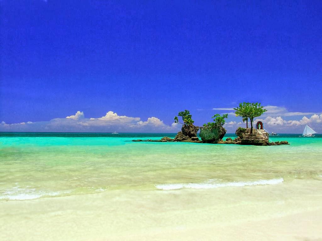 White Sand Beach,Boracay, Philippines: