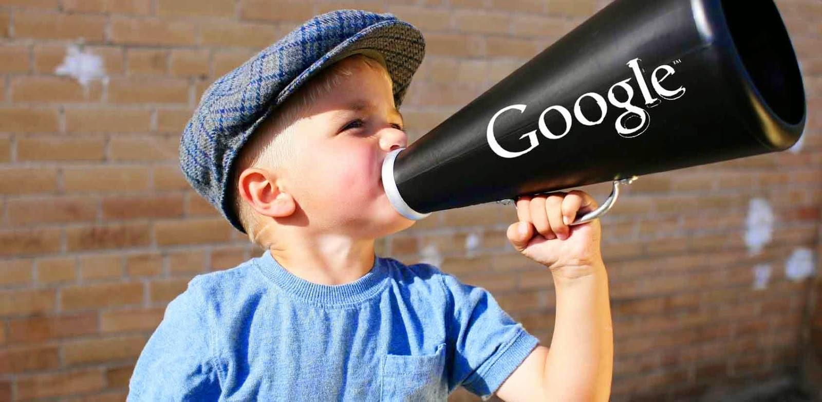 divulgar no google
