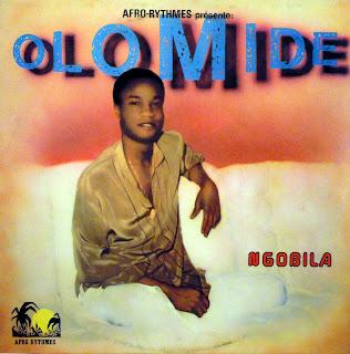 Olomide - Ngobila,Afro Rythmes