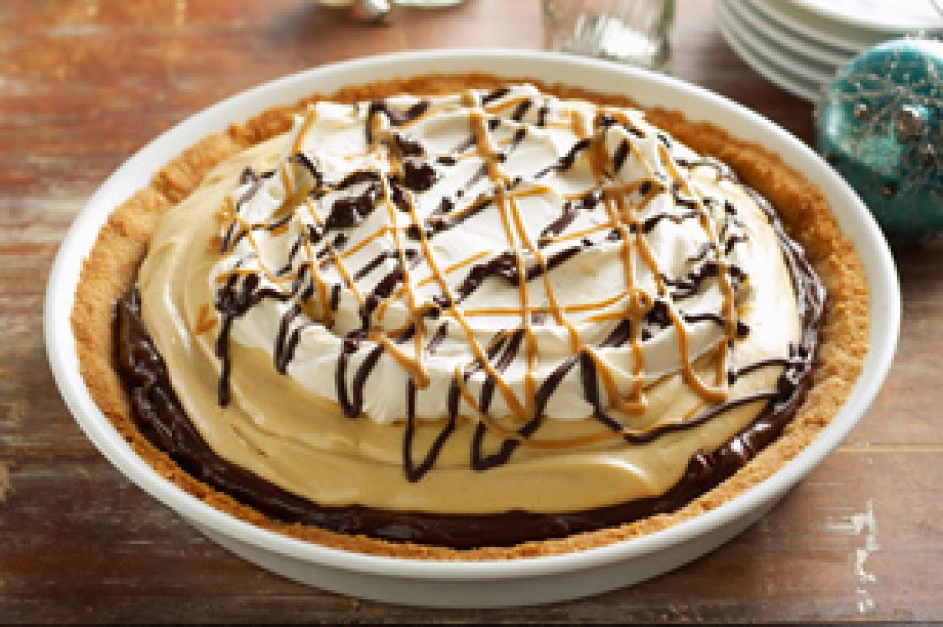 , peanut butter pie, peanut butter pie cool whip, peanut butter pie ...