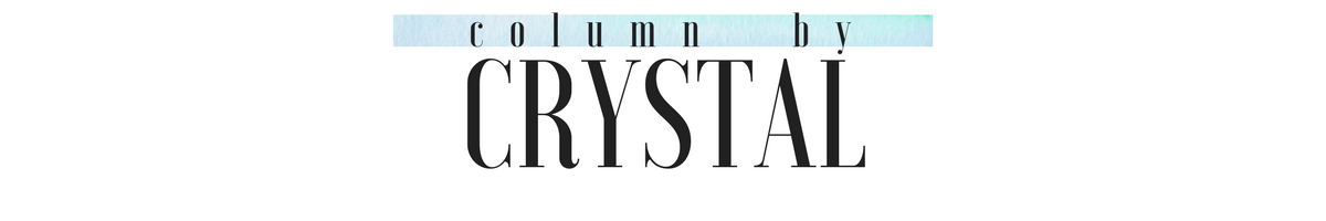 column by Crystal