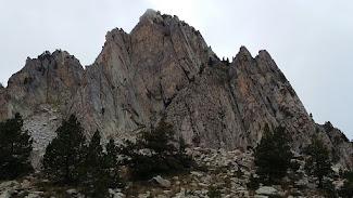 Agujas de Perramó (Pirineos, Huesca)