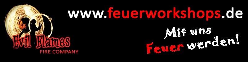 EVIL FLAMES Feuerworkshops