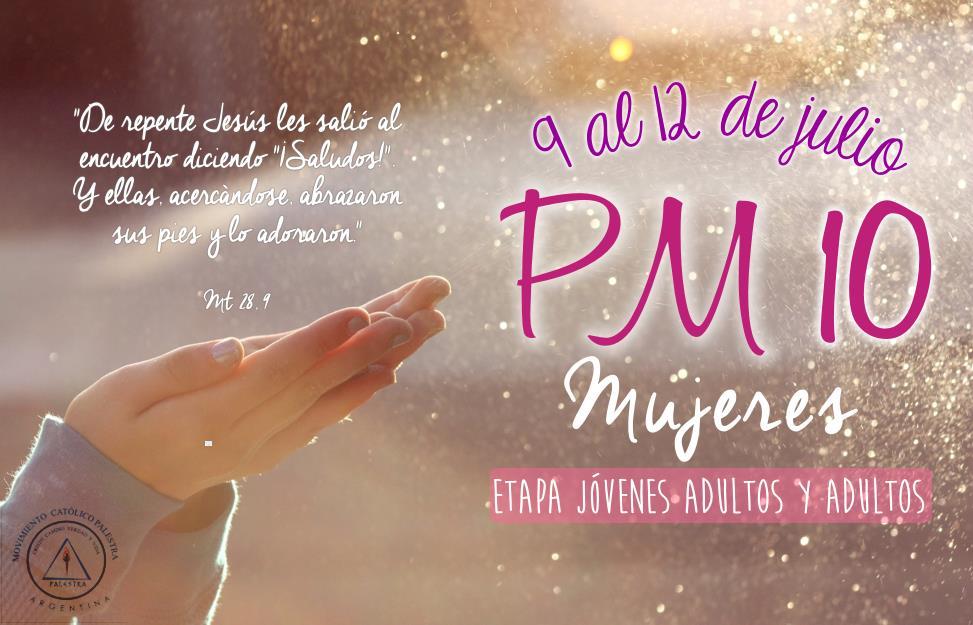 PM 10 - ETAPA ADULTOS