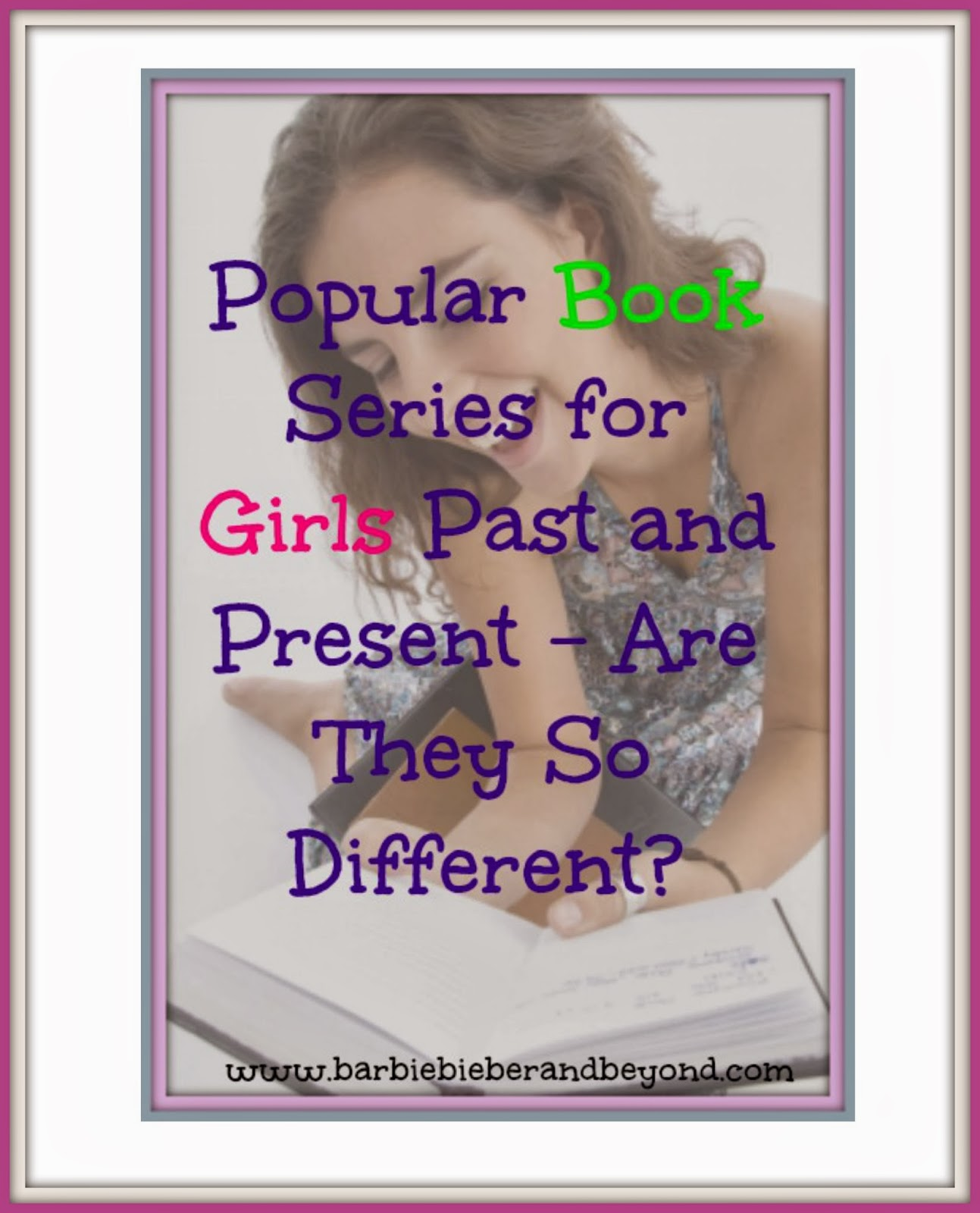 Book series for girls