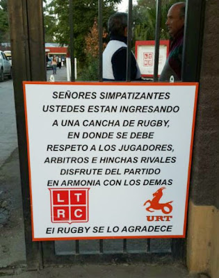 Acciones para reafirmar los valores del rugby