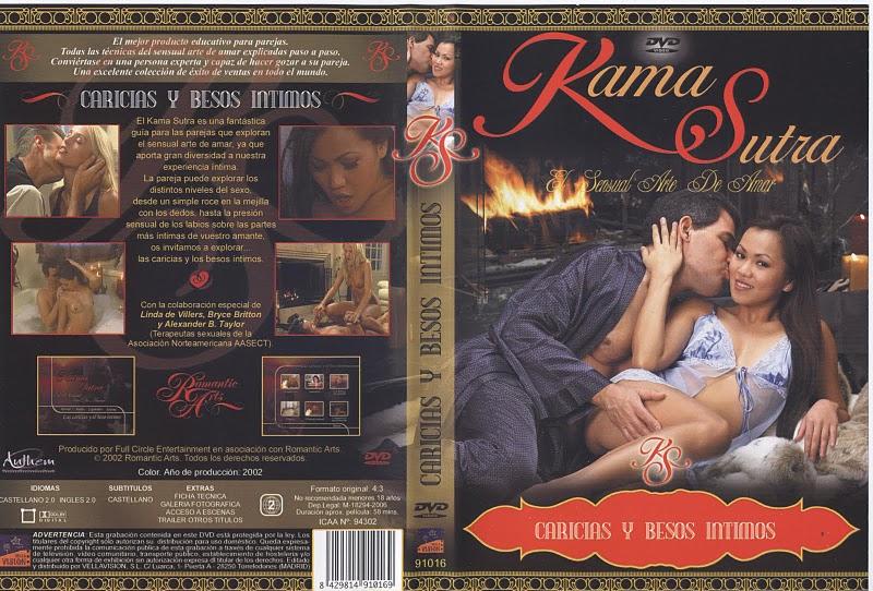 Kama Sutra Coleccion.CD 1de 5- Caricias y Besos intimos
