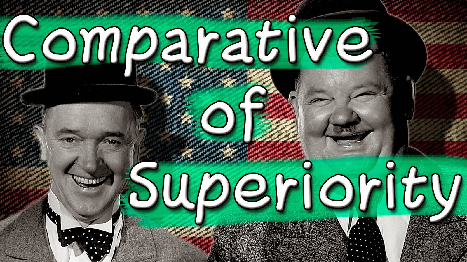Comparative of Superiority - Comparativo de Superioridade
