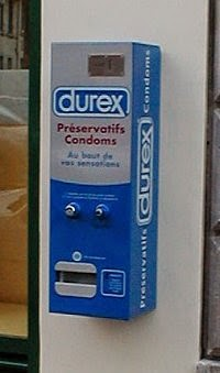 Condom Machine French Schools