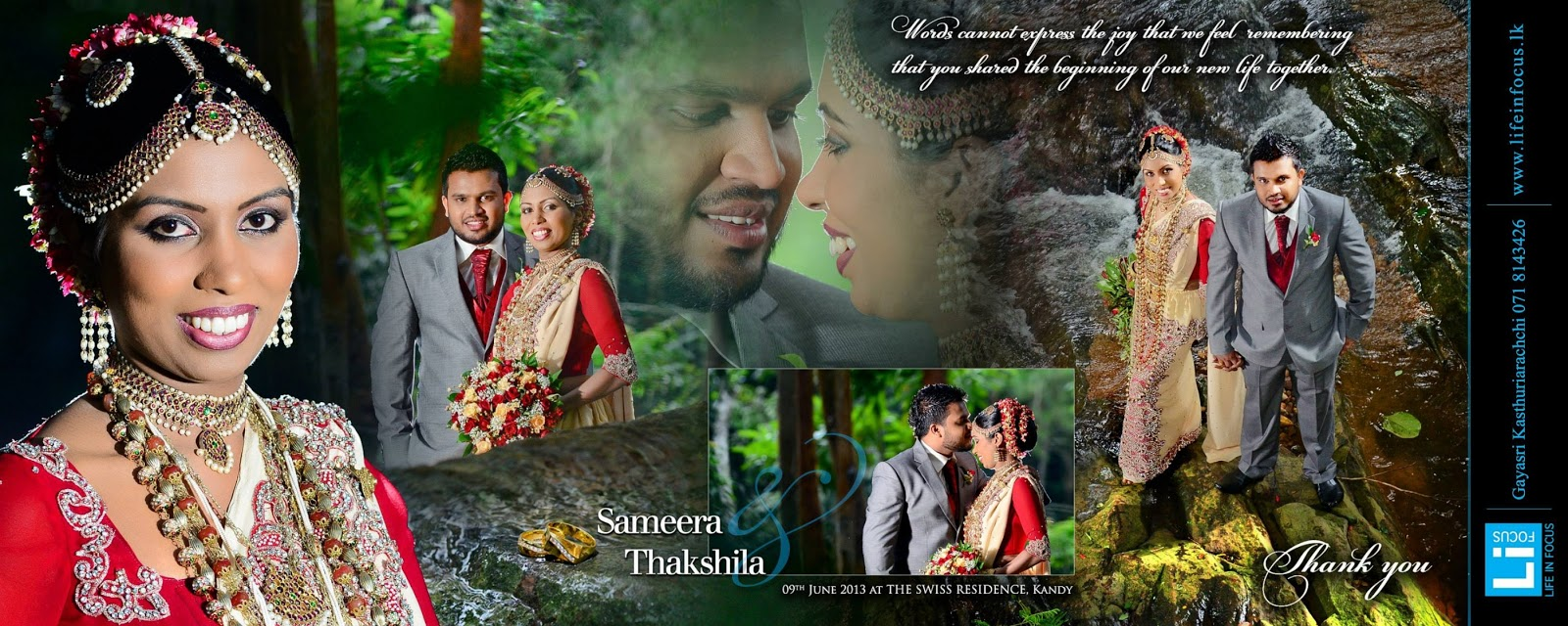 Wishing You Neranjan Thakshila A Happy Wedded Life Life In Focus
