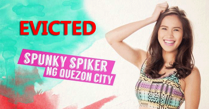 Michelle Gumabao Evicted in PBB All In 6th Eviction Night