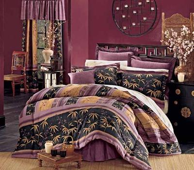 paredes dormitorio violeta