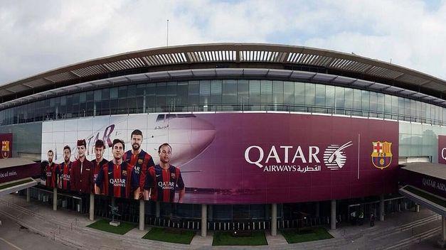 El naming del Camp Nou rebaja las exigencias del Barça a Qatar