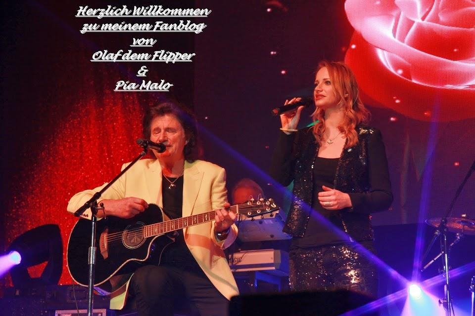 Olaf der Flipper & Pia Malo