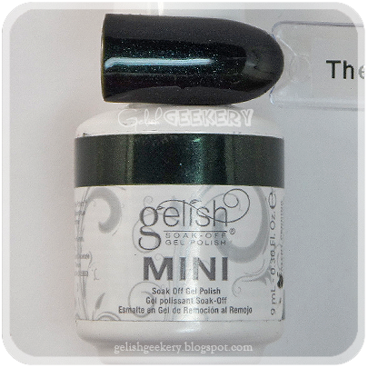 Gelish Swatch The Dark Side