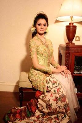 Kebaya Modern Lengan Pendek Gambar Pakaian Busana   Pelauts.Com
