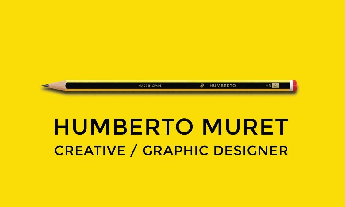 Humberto Muret Graphic Designer