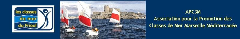 APC3M / Asso Classes de Mer Marseille Méditerranée