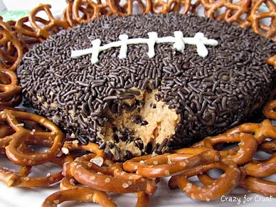http://www.crazyforcrust.com/2012/02/peanut-butter-football-dip/