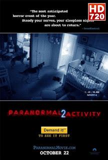 Ver pelicula Actividad Paranormal 2 (2010) gratis