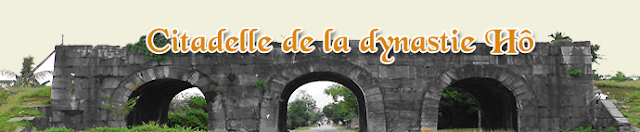 Citadelle de la dynastie Ho (Liste du Patrimoine cultutel mondial)