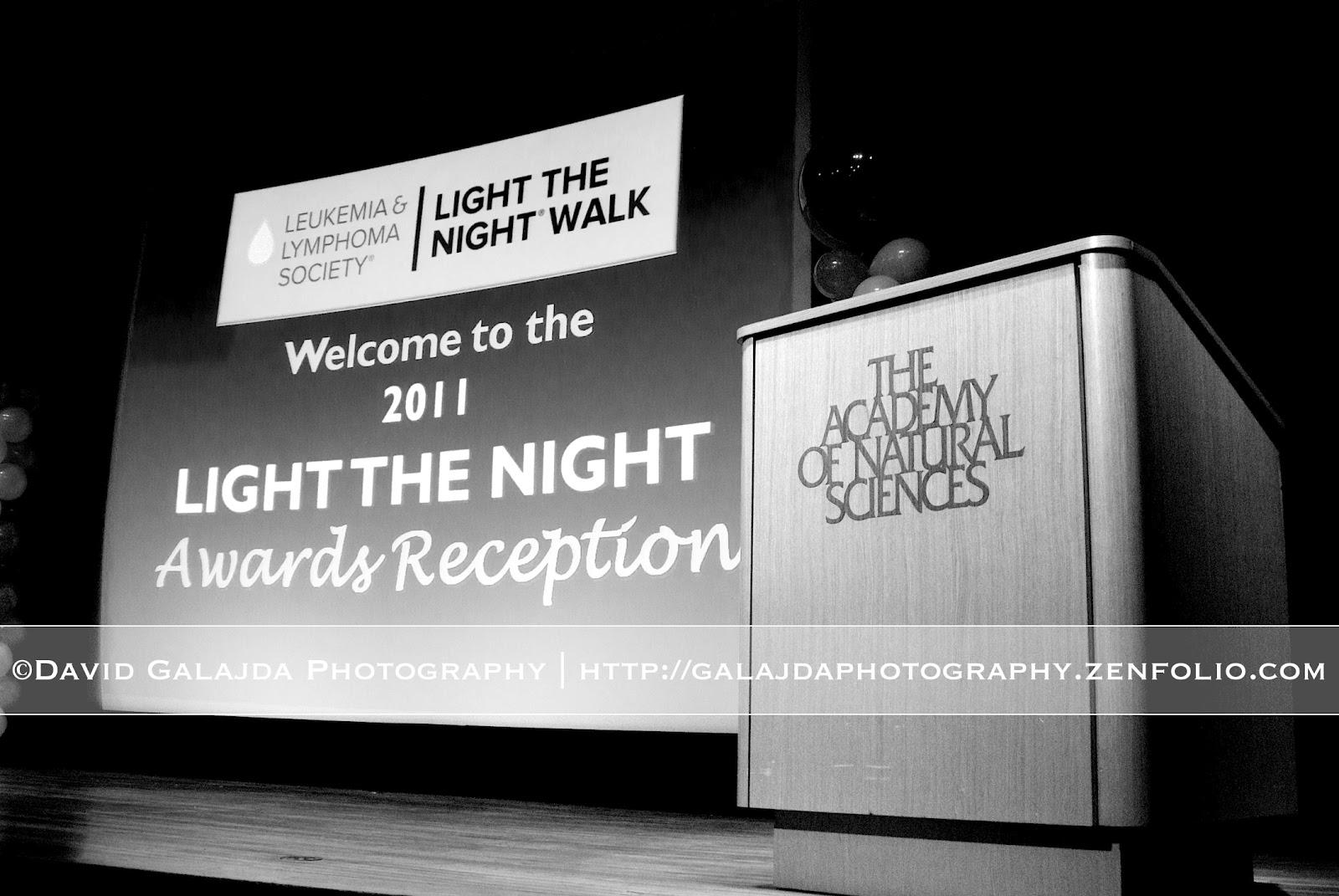 Photography by David Galajda  Leukemia Lymphoma Society  Light