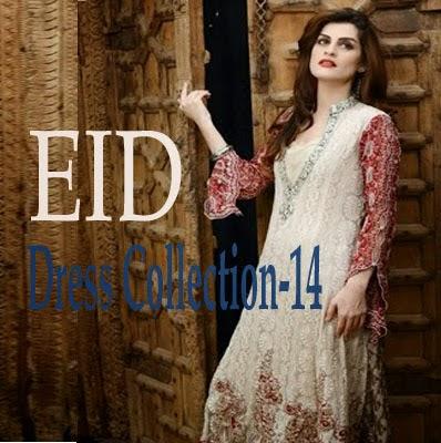 Luxury Pret Eid Dress Collection