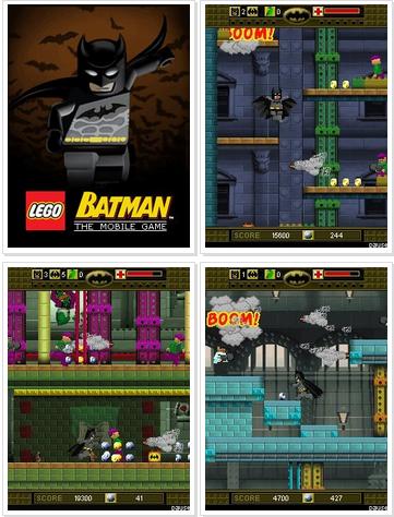 permainan Lego Batman