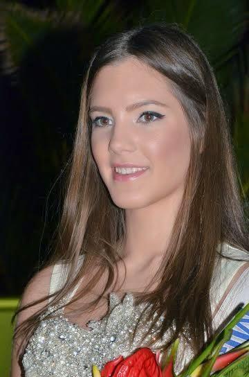 Maja Čukić Maja uki Miss Montenegro Universe 2015 Beauty Contests BLOG