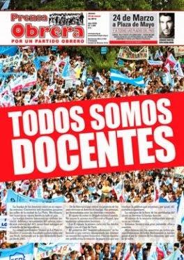 Prensa Obrera Nº 1306