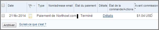 إتبات الدفع بموقع clicksia لربح المال عبر الانترنيت