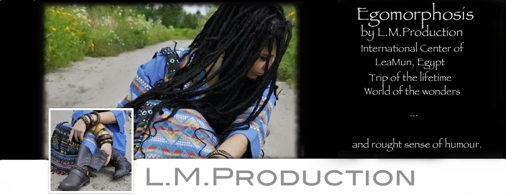 EgoMorphosis by L.M.Production