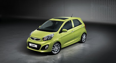 Review Harga dan Spesifikasi All New Kia Picanto 2013