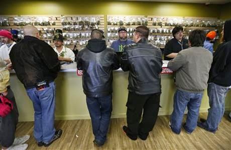 legalização da cannabis nos EUA