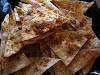 Spicy Baked Tortilla Chips