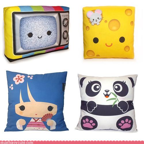 Pillows On Pinterest Cute Pillows Owl Pillows And Pink